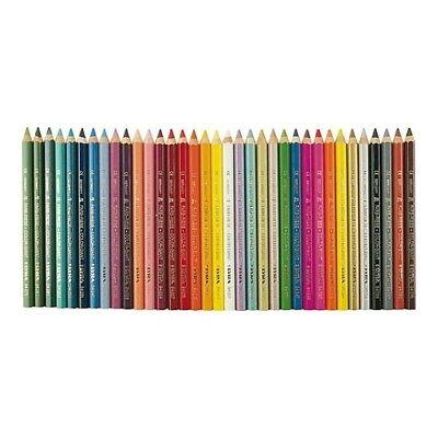 Lyra Farb - Riese Color - Giant Farbstifte Buntstifte EINZELAUSWAHL Holzstifte
