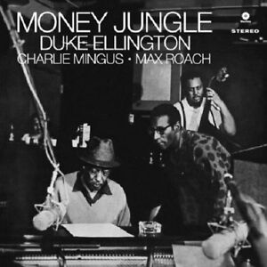 Duke Ellington MONEY JUNGLE 180g HQ AUDIOPHILE Max Roach NEW SEALED Vinyl LP