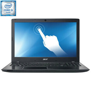 Laptop Acer Core i5 6eme gen 12rm 1TB 2.3-2.8GHZ touchscreen