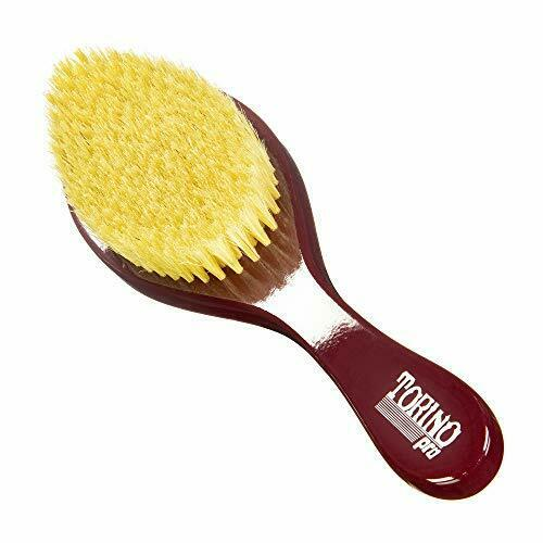 Torino Pro Wave Brush # 490 by King Medium Curve Made with 1