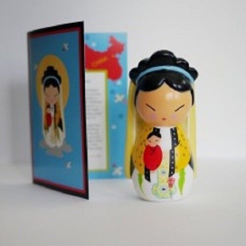 Our Lady of China Shining Light Doll