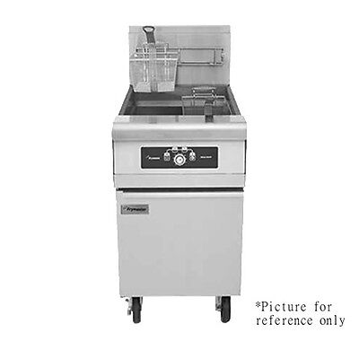 Frymaster Mj1cf Chicken And Fish Performance Fryer With 80 Lb Oil Capacity