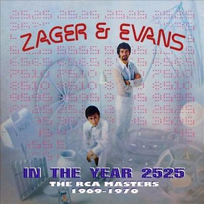 ZAGER & EVANS - IN THE YEAR 2525: RCA MASTERS 1969-1970 NEW (Zager & Evans In The Year 2525)