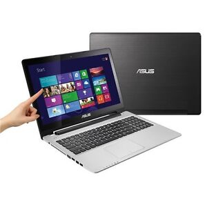 """ASUS SonicMaster V550CB 15.6"""" Touchscreen Laptop w/Dual Graphics"""