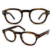 Round Tortoise Eyeglasses