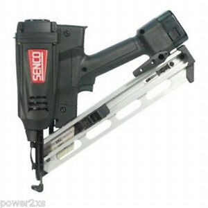 Senco-GT65DA-Cordless-Gas-15-Gauge-Angled-34-Finish-Nailer ...