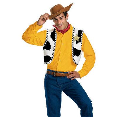 Adult Woody Costume Kit (Woody Adult Costume)