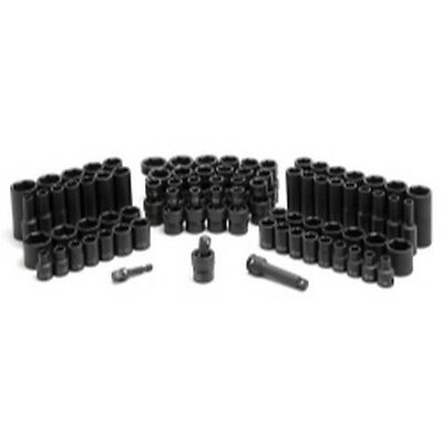 Grey Pneumatic 1281 3/8 Drive 81Pc Complete Impact Socket Set Complete Impact Socket Set