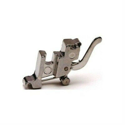 LOW-Shank Metal Snap-On Presser Foot Adapter Ankle for Sewing Machine