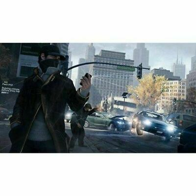 Watch Dogs - Ubisoft Microsoft Xbox One Video Game - New Sealed Disc for sale  Shipping to Nigeria