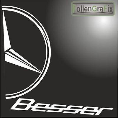 LKW Scheibendekor/Aufkleber für Mercedes 1007