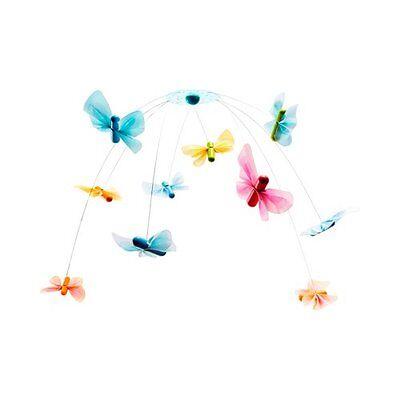 HABA Mobile Schmetterlingsfreunde Baby-Mobile NEU mehrfarbig