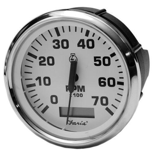 Faria Tach Parts Accessories – Johnson Faria Tachometer Wiring
