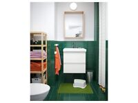 GODMORGON Wash-stand with 2 drawers with ODENSVIK Single wash-basin WAS £179 #BargainCorner