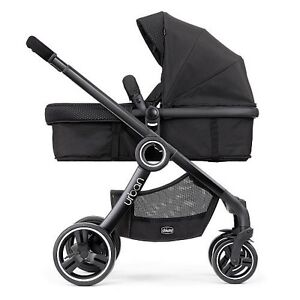 Chicco stroller with bassinet