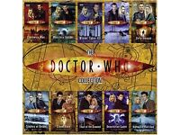 Dr Who BBC 10 Book Set in Presentation Case NEW £8