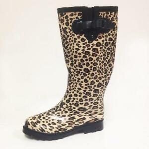 Leopard Boots | eBay