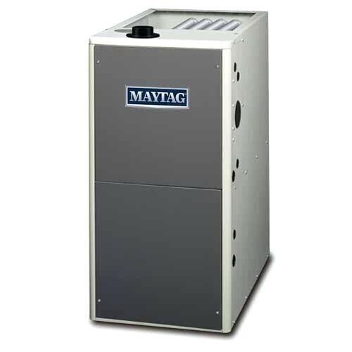 Maytag 60,000 BTU 96% 2-Stage Upflow Natural Gas Furnace - MGC2TE060D24B1