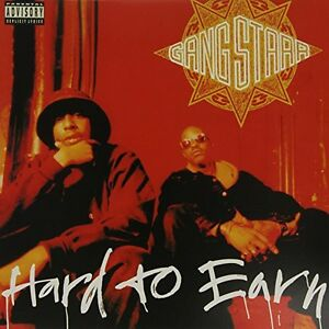 Gang Starr - Hard to Earn [New Vinyl] Explicit