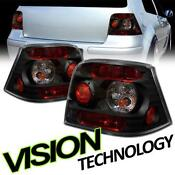 VW Golf MK4 Tail Lights