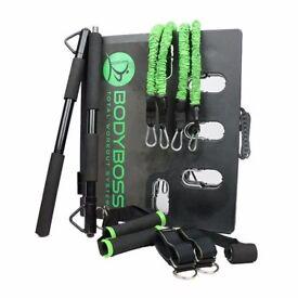 New BodyBoss 2.0 green