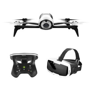 Brand New PARROT BEBOP 2 + New Extra Battery + 12 blades