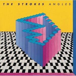 CD Album Angles von The Strokes NEUWARE IN FOLIE SCHNELLER VERSAND