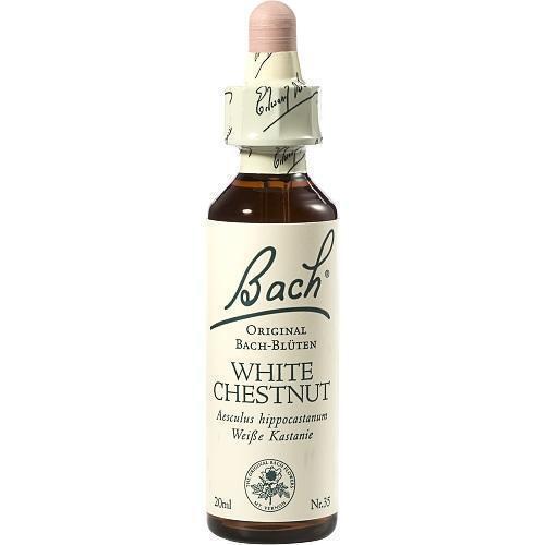 BACHBLÜTEN White Chestnut Tropfen 20 ml