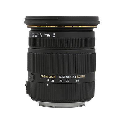 Usado, Sigma 17-50mm f/2.8 EX DC OS HSM Zoom Lens for Canon DSLR with APS-C Sensors comprar usado  Enviando para Brazil