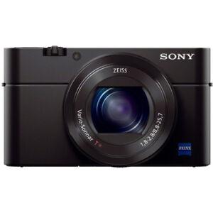 Sony RX100 111 Camera