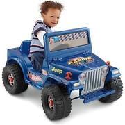 Kids Jeep