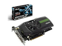 Graphics Cards ASUS GeForce GTX 460