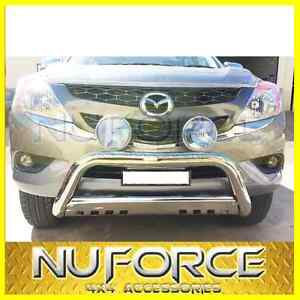 Mazda BT50 (2012-2015) Nudge Bar / Grille Guard