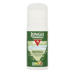 Jungle Formula Roll On Natural Insect Repellent 50ml