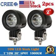 10W CREE LED