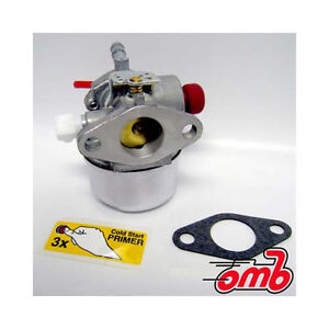Genuine Tecumseh 640262A Carburetor OEM Mini Bike Go Kart Lawnmower Parts
