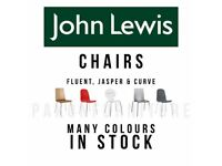John Lewis Fluent Chairs, Jasper Chairs, Curve Chairs and Gel Chairs