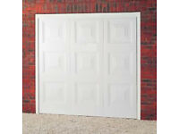 Cardale Georgian Style Up & Over Garage Door - Canopy - Brand new - Direct Delivery