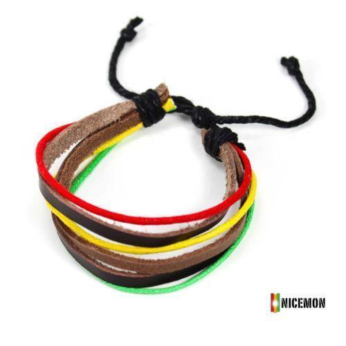rasta bracelet ebay