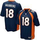 Peyton Manning Broncos Jersey Blue