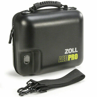 Zoll Aed Pro Molded Vinyl Carry Case W Spare Battery Compartment - 8000-0832-01