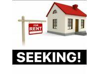Tennant seeking house / bungalow tyne and wear
