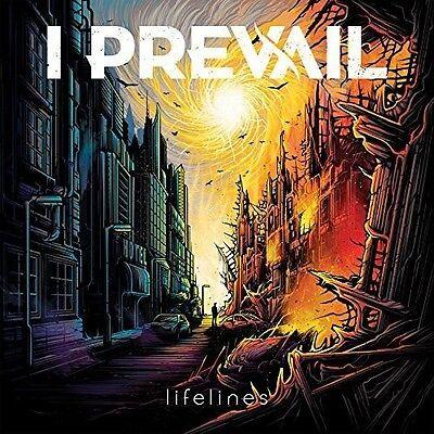 I Prevail - Lifelines [New CD] Explicit