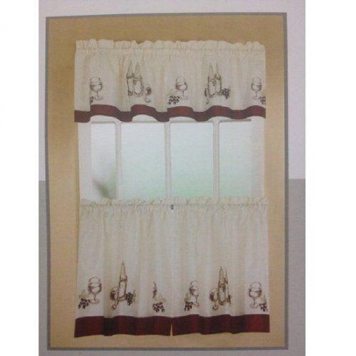 grape kitchen curtains ebay