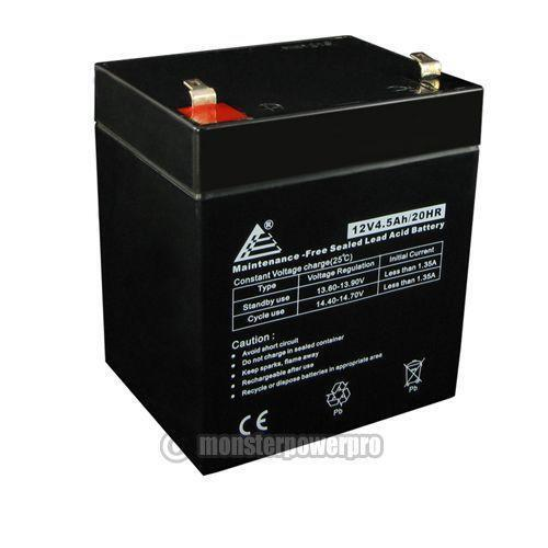 batteries 12 volt rechargeable ah ebay. Black Bedroom Furniture Sets. Home Design Ideas