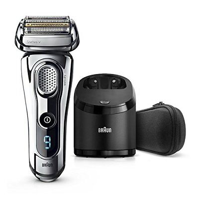 BRAND BOXED BRAUN SERIES 9 9295CC WET & DRY ELECTRIC MEN'S SHAVERS JP