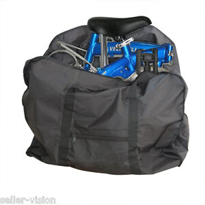 Bicycle Bike Folding Carrier Bag Carry Cover for Dahon 14