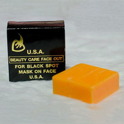 USA Whitening Soap Beauty Care Face Out Anti Melasma Black Spot Face Skin 50 g