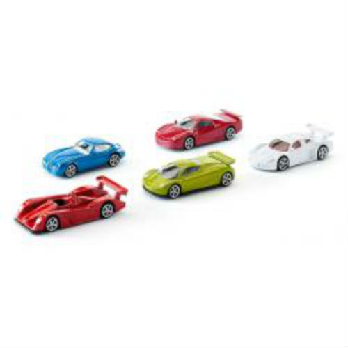 Gift Cars 5 Pack Diecast Car Set from Siku