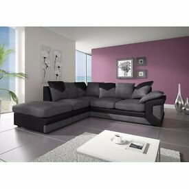 "DILO CORNER SOFA OR 3 + 2 SEATER SOFA ""CHEAP PRICE"" -- SUPREME QUALITY -- GET IT TODAY''"